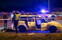 Четверо чоловіків влаштували стрілянину в Києві