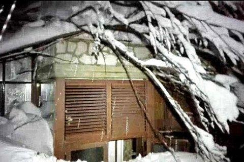 Кількість жертв сходження лавини на готель в Італії зросла до 24 (оновлено)