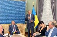 В Киеве презентовали книгу о достижениях Леонида Кучмы за годы независимости Украины