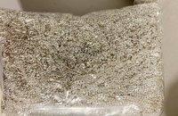 """В аэропорту """"Борисполь"""" в ручной клади обнаружили 22 кг серебра"""