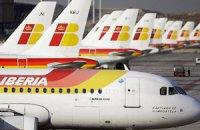 Продолжается забастовка пилотов авиакомпании Iberia