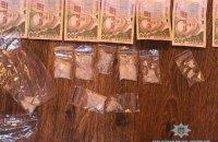 В Белой Церкви полицейские изъяли наркотиков на 1 млн гривен