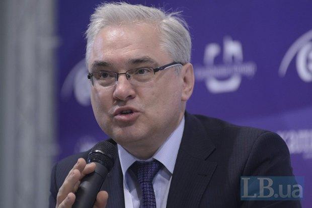 Валерий Пятницкий, правительственный уполномоченный по вопросам европейской интеграции