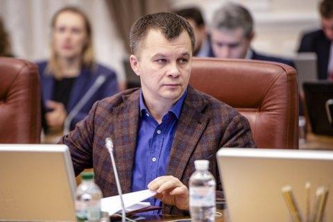 Тимофій Милованов є позаштатним радником керівника ОПУ