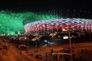 Поляки за считанные часов размели билеты на первый матч на стадионе в Варшаве