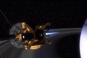 NASA нашла пластмассу на спутнике Сатурна
