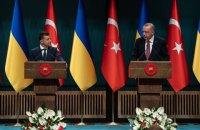 Ердоган розповів Зеленському про результати візиту в Росію