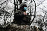Окупанти обстріляли позиції ООС біля Водяного