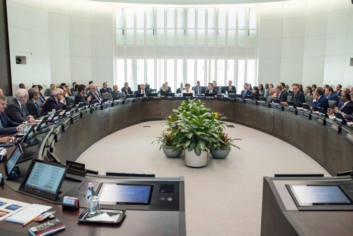 ЗаседаниеИсполнительного советаМВФ