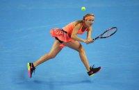 Свитолина снова переиграла первую ракетку мира