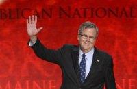 Джеб Буш назвал Клинтон угрозой для США