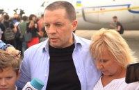 Сущенко подякував Порошенкові й Зеленському за зусилля зі звільнення полонених