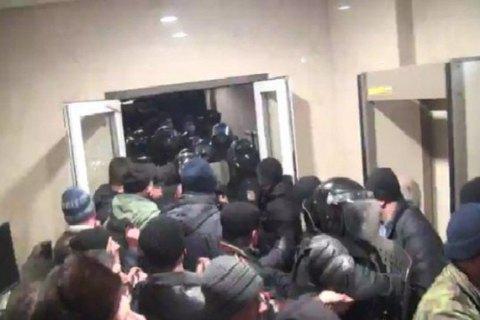 Голова парламенту Молдови запросив організаторів протесту на переговори