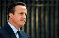 Кэмерон сложил мандат члена парламента Великобритании