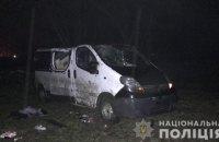 У результаті ДТП під Чернівцями загинула жінка-водій