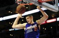 Українець Лень установив особистий рекорд результативності за гру в матчі НБА