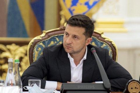 Зеленский прибыл с рабочей поездкой на Донбасс
