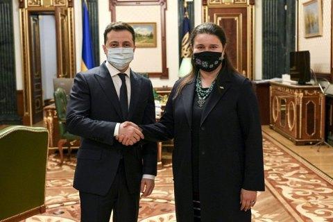 Зеленский назначил экс-министра финансов Маркарову послом в США