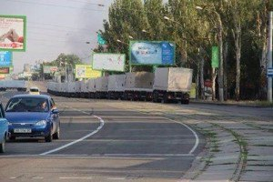 К Луганску стягиваются колонны чеченских наемников, – СНБО