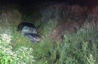 11-річний хлопчик розбився за кермом BMW під Львовом