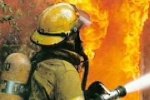 Во Львове пожар причинил убытки на миллион долларов
