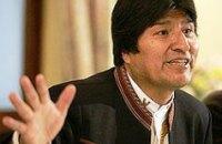 Президент Болівії назвав свого міністра лесбіянкою за бесіду з іншою жінкою