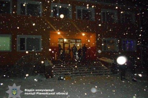 Жителі села в Рівненській області побили й обстріляли гостей із Волині