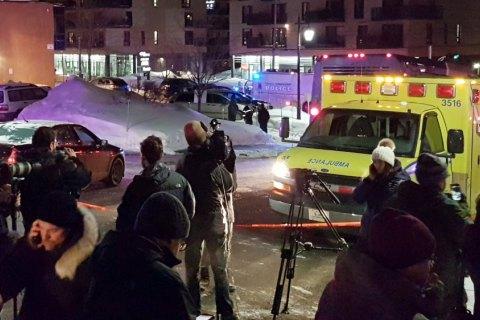 В Канаде неизвестный открыл стрельбу в мечети, есть погибшие (Обновлено)