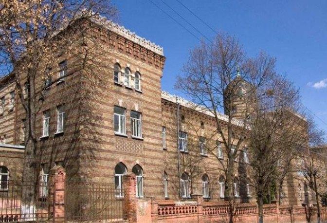 Родильное отделение 3-й горбольницы Львова