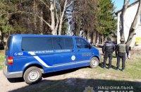Житель Киевской области пытался застрелить фермера и взорвал себя гранатой