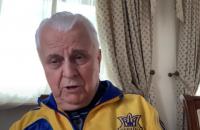 Кравчук признал угрозу нападения России из Крыма из-за воды