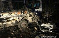 У потрійній ДТП на трасі Одеса - Овідіополь загинули двоє співробітників поліції
