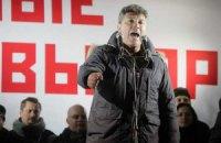 Немцов не считает Януковича президентом суверенной страны