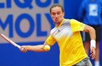 Долгополов вышел в полуфинал турнира в Уинстон-Сейлеме