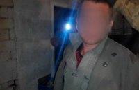 "СБУ и ""Азов"" задержали подозреваемого в терроризме"