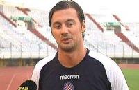 Милевский: хотелось бы вернуться в сборную Украины