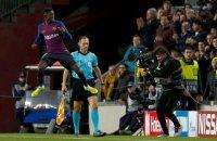 """""""Барселона"""" оштрафовала игрока на 100 тыс. евро и на следующий день он забил шикарный гол в Лиге Чемпионов"""