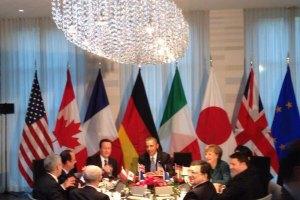 G7 готова и дальше расширять санкции в отношении России