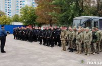 Военные патрулируют села под Ичней для недопущения мародерства
