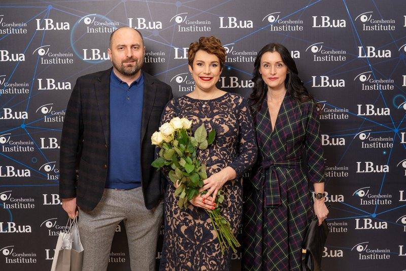 Издатель Дмитрий Кириченко с супругой Викторией