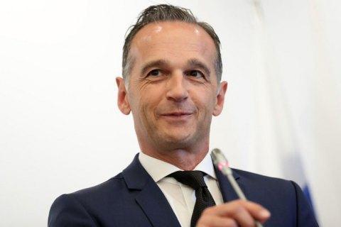 Глава МЗС Німеччини виступив проти пом'якшення санкцій ЄС щодо Росії