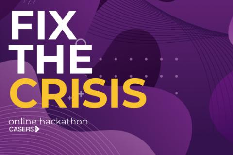 Онлайн-хакатон для пошуку актикризових рішень Fix the crisis
