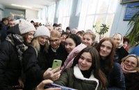 Тимошенко: освіта - пріоритет для країни, яка хоче дивитися в майбутнє впевнено