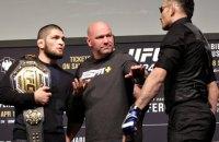 UFC определилась с местом проведения боя Нурмагомедов – Фергюсон