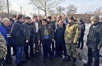 """Климкин и Курц посетили Мариуполь и КПВВ """"Пищевик"""""""