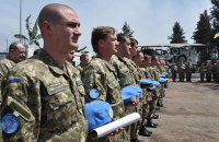 Україна розраховує отримати 566 млн гривень за участь у миротворчих місіях ООН