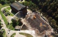 У США пожежа на складах Jim Beam знищила понад 7 млн літрів віскі
