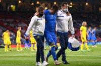 Бєсєдін більше не зіграє на Євро-2020: Артем полетів до Києва, в Глазго йому не змогли зробити МРТ