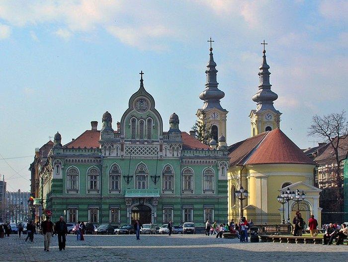 Кафедральный собор Сербской Церкви в Тимишоаре