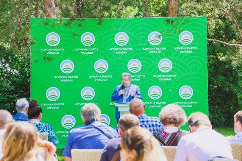 Поплавский стал председателем Аграрной партии